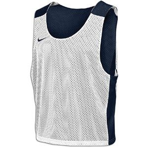 Nike Lax Reversible Mesh Tank   Mens   Lacrosse   Clothing   Navy