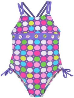 New Girls Boutique Hula Star Gossip Girl Sz 4T Purple Gumballs
