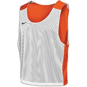 Nike Lax Reversible Mesh Tank   Mens   Lacrosse   Clothing   Orange