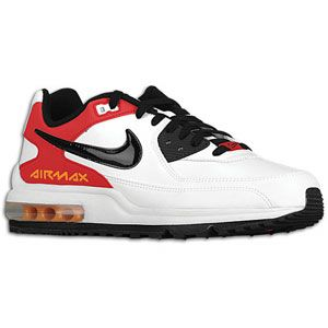 Nike Air Max Wright   Mens   White/Black/University Red/Canyon Gold