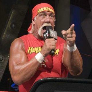 Hulkamania Hulk Hogan Red T Shirt WWF WWE Wrestling New