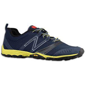 New Balance 20 Minimus Trail 2   Mens   Running   Shoes   Navy/Yellow