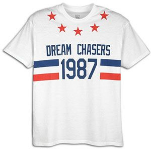 Ecko Unltd Chaser 87 Dream Short Sleeve T Shirt   Mens   Casual