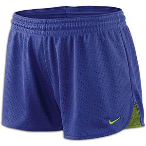 Nike Hero 3.5 Mesh Short   Womens   Training   Clothing   Night Blue