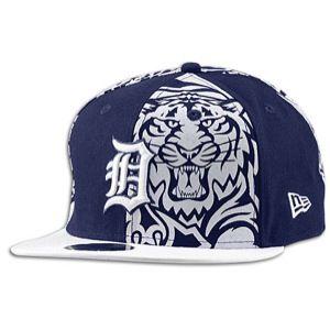 New Era MLB 59fifty Trimill Cap   Mens   Baseball   Fan Gear   Tigers
