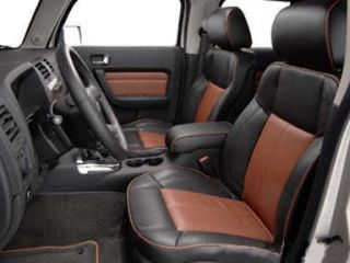 Hummer H1 H2 or H3 Genuine Leather Interior Seat Covers