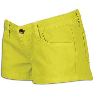 Volcom Frochickie 2 1/2 Short   Womens   Casual   Clothing   Limone