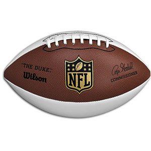 Wilson Official NFL Autograph Football   Football   Sport Equipment