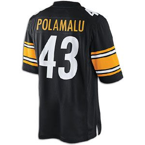 Nike NFL Limited Jersey   Mens   Troy Polamalu   Pittsburgh Steelers
