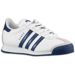 adidas Originals Samoa   Boys Grade School   Soccer   Shoes   White
