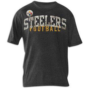 III Tri Blend Vintage Crackle T Shirt   Mens   Football   Fan Gear