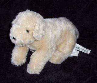 IKEA Minnen Hund Yellow Lab Puppy Dog Plush Toy