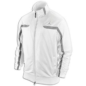 Jordan Classic Jacket   Mens   Basketball   Clothing   White/Matte