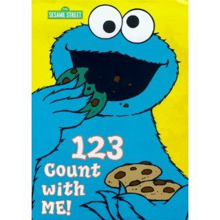 123 Count With Me Hb (Sesame Street) 9780434805365 Books