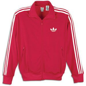 adidas Originals Firebird Full Zip Track Jacket   Mens   Casual