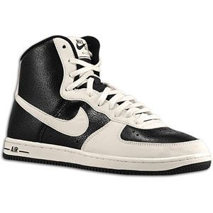 Nike Air Force 1 Light High   Womens   Basketball   Shoes   Black