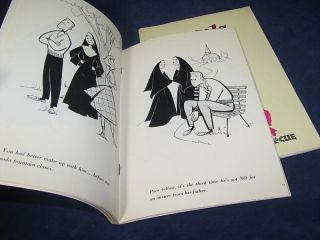 Two 1955 Nun Humor Books by Margaret Carroll Angels Abroad Angels on