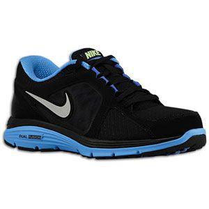 Nike Dual Fusion Run   Womens   Running   Shoes   Black/University