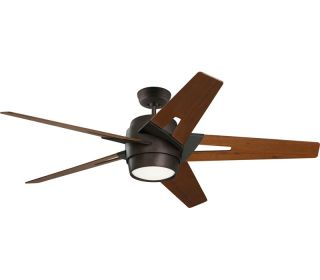 Eco Oil Rub Bronze 6 Speed Wall Control Ceiling Fan CF550WAORB
