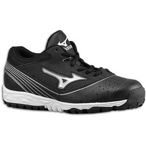 Mizuno Elite Trainer 2 Switch Womens Softball Shoes Black