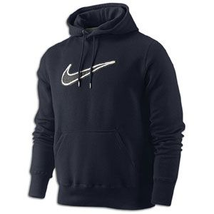 Nike Classic Fleece Hangtag Hoodie   Mens   Casual   Clothing