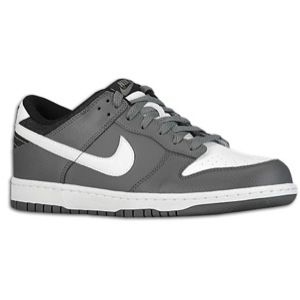 Nike Dunk Low   Mens   Basketball   Shoes   Cool Grey/White/Black