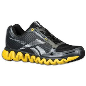 Reebok ZigLite Run   Mens   Running   Shoes   Gravel/Black/Pure