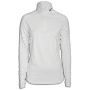Nike Pro Combat Hyper Warm 1/2 Zip   Womens   Training   Clothing