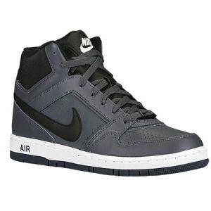 Nike Air Prestige 3 High   Mens   Basketball   Shoes   Dark Grey