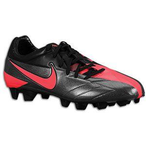 Nike T90 Laser IV FG   Mens   Soccer   Shoes   Dark Grey/Black/Solar