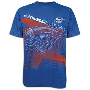 adidas NBA Split Decision T Shirt   Mens   Basketball   Fan Gear
