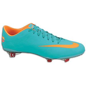 Nike Mercurial Vapor VIII FG   Mens   Retro/Challenge Red/Total