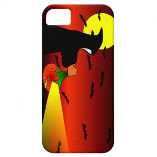 Halloween Friendly Witch iPhone 5 Case