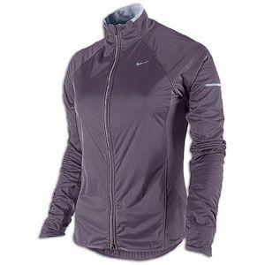 Nike Element Shield Running Jacket   Womens   Dark Plum/Reflective