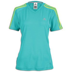 adidas Response DS S/S T Shirt   Womens   Running   Clothing   Ultra