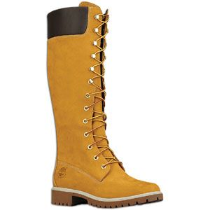 Timberland Lace Boot   Womens   Casual   Shoes   Wheat Nubuck