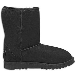 UGG Classic Short   Girls Grade School   Casual   Shoes   Black