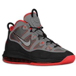 Nike Air Max Uptempo Fuse 360   Mens   Basketball   Shoes   Cool Grey