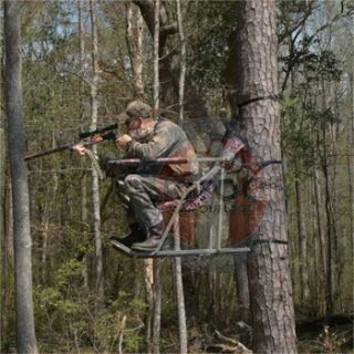 Hunters Lounge Tree Stand Hunting Deer Stand Hang On