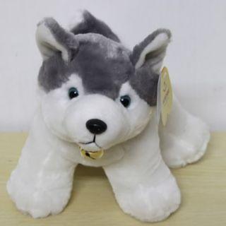 Husky Pet Dog 18 cm Plush Toy Siberian Husky Douglas Doll Stuffed