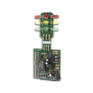VELLEMAN MK 131/CS2 Casepack of 2 DIY Traffic Light Kit. 4
