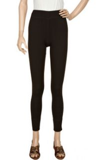 Dolce & Gabbana Ribbed cashmere leggings   88% Off