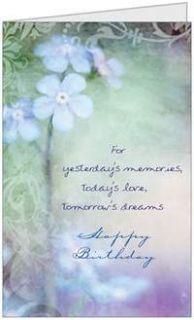 Birthday Wife Husband Love Greeting Card by Quickiecard