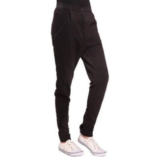 Womens Urban Mobility Design Pants by Hussein Chalayan Black