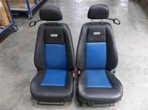 06 07 08 09 Cobalt SS Blue Front Seat Pair LKQ