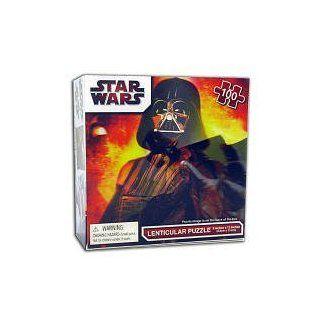 Star Wars Lenticular Puzzle 135 Piece   Darth Vader Toys & Games