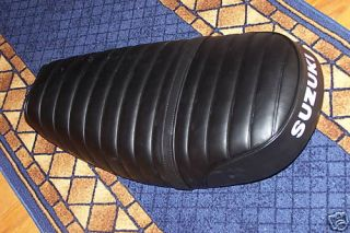 Suzuki TS90 TC90 Replacement Seat Cover 1970 1971 1972