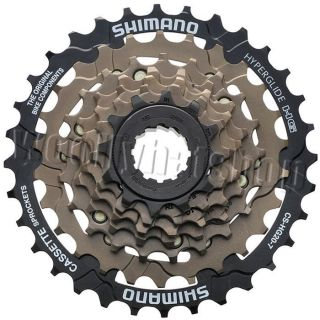 12 32 7 Speed MTB Mountain Hybrid Bicycle Cassette Sprockets