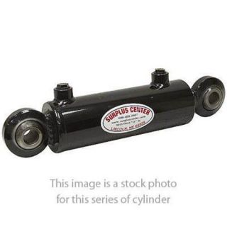 3x16x1 5 Double Acting Hydraulic Cylinder with Swivel Eyes 9 7261 16