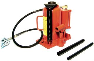 Air and Hydraulic Bottle Jack 20 Ton Heavy Duty Truck Tire Repair Tool